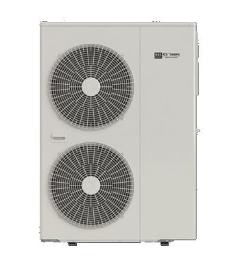 Αντλία θερμότητας Chofu AEYC - 1643XU(16kW)