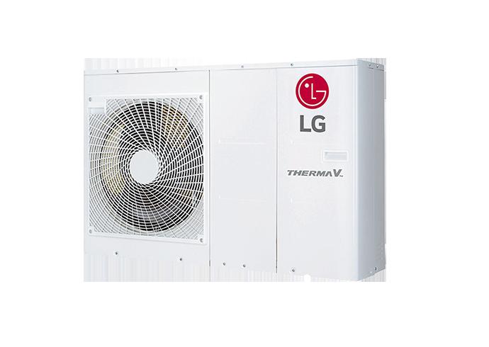 Αντλίες θερμότητας LG Therma v monobloc R32