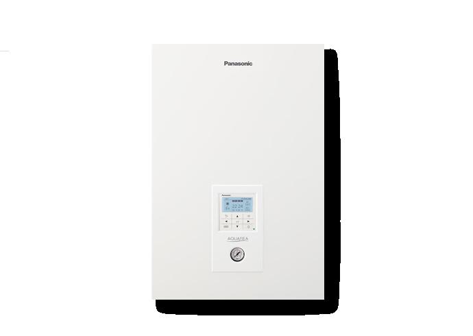 Αντλίες θερμότητας Panasonic aquarea t-cap