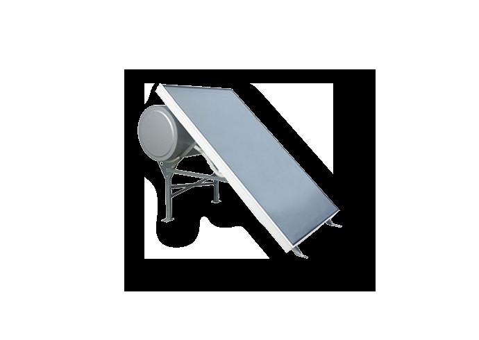 Ηλιακός θερμοσίφωνας AST Split Vacuum