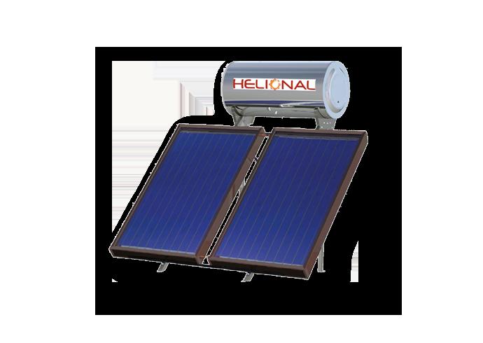 Ηλιακός θερμοσίφωνας Helional HFPS / -Tmax / -Gmax
