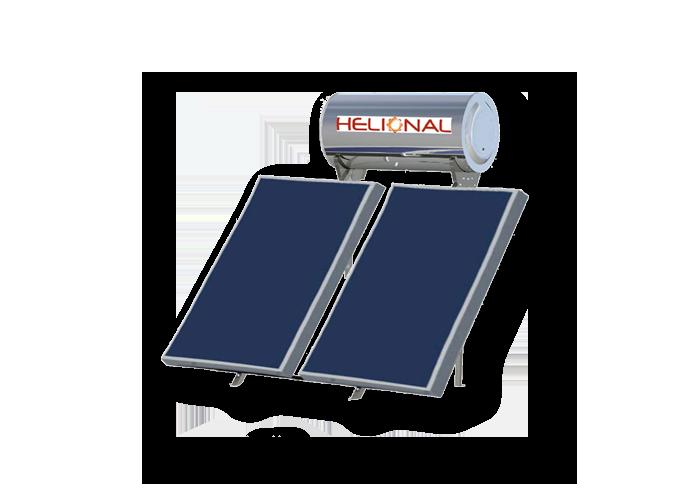 Ηλιακός θερμοσίφωνας Helional HMS / -Tmax / -Gmax